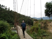footbridge bhutan
