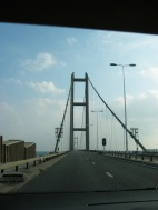 Humber Bridge, 7th longest of its type